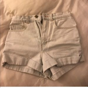 Pants - American apparel shorts